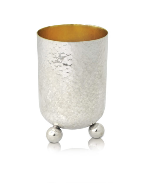 Na'or Sterling Silver Kiddush Cup - Baltinester Jewelry