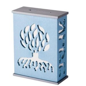 Tree of Life Tzedakah Box - Baltinester Jewelry