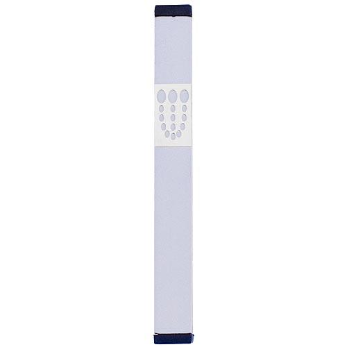 Mezuzah Dots Shin (Large) - Baltinester Jewelry