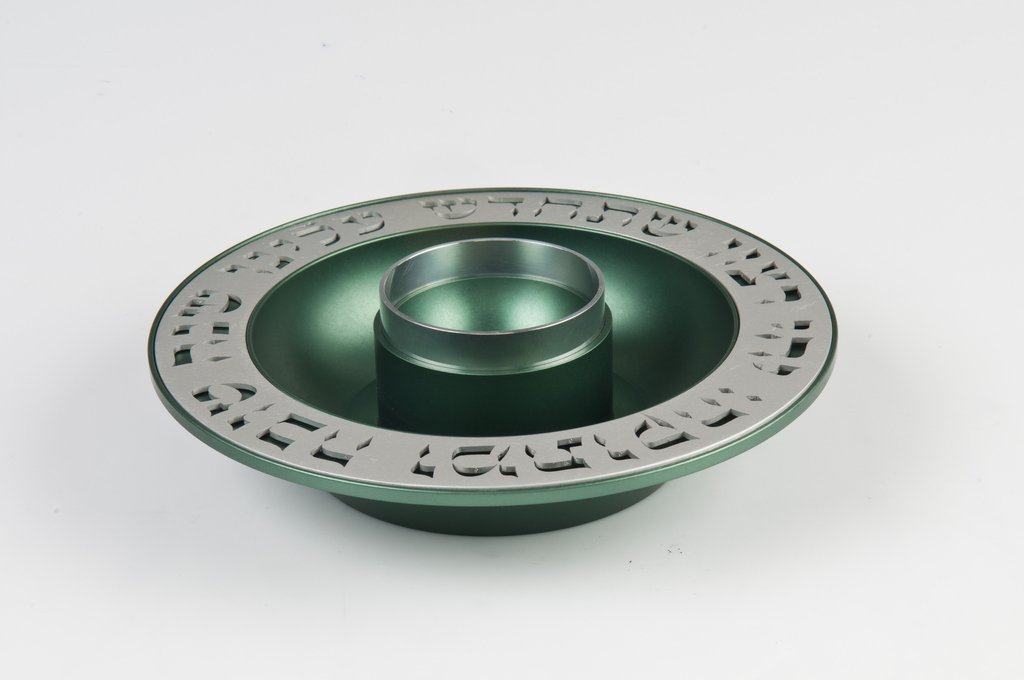 Large Honey Dish - Green - Baltinester Jewelry