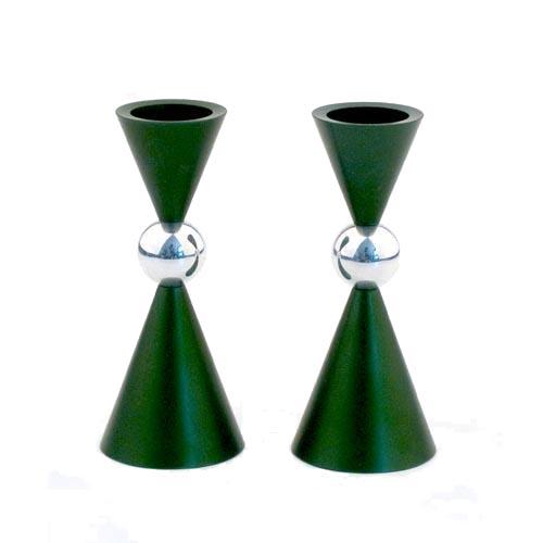 Modern Mini Ball Candle Holders - Baltinester Jewelry