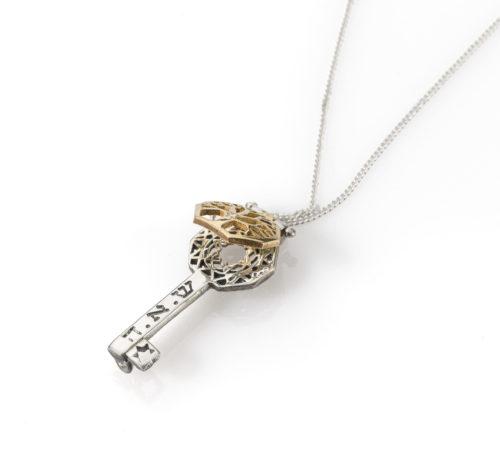 Tree of Life Health & Longevity Key Pendant 2 - Baltinester Jewelry