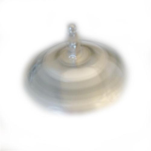 Sterling Silver Round Cutout Hanukkah Dreidel 3 - Baltinester Jewelry