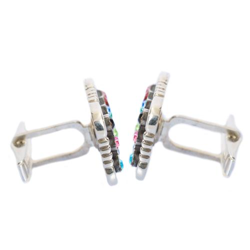 Silver Hoshen Cufflinks 2 - Baltinester Jewelry