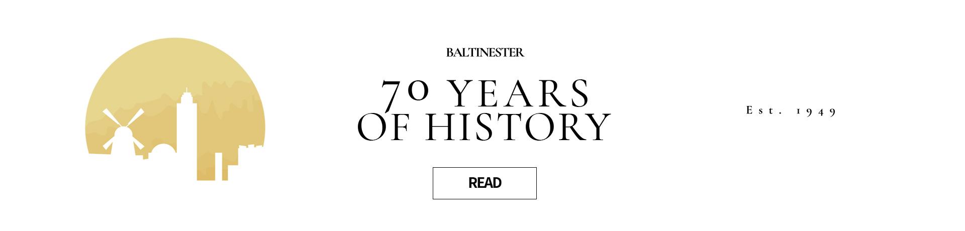Baltinester Jewelry - 70 Years of History